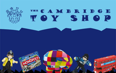Cambridge Toy Shop