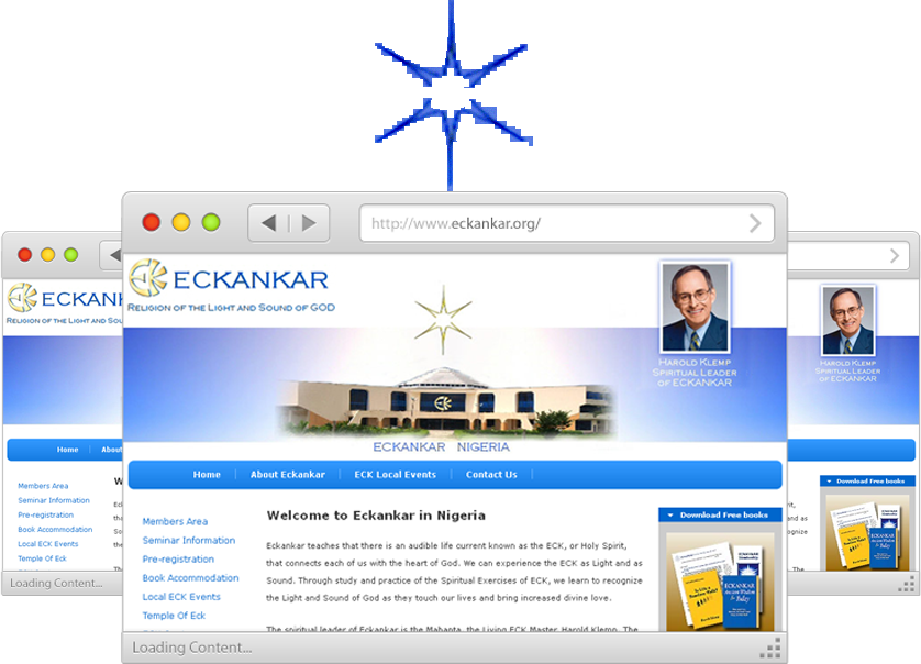 ECK Website